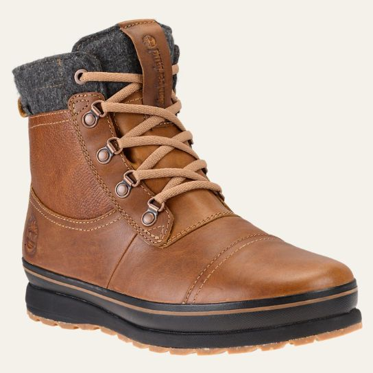 Pull On Winter Boots For Men - Yu Boots