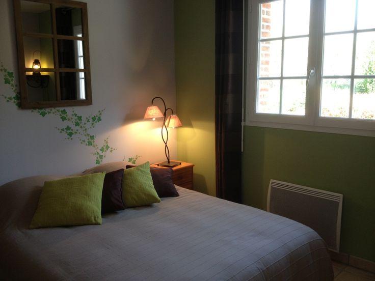 Chambre Hédéra Le Clos du Hêtre, bedroom