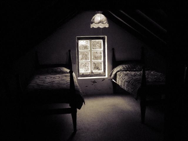 The Old Attic Room By Nannos Attics Pinterest Old