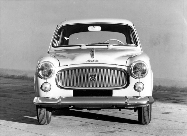 Peugeot 403/7 - 1960