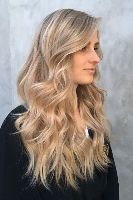 The Low Maintenance Hair Color That Will Last You All