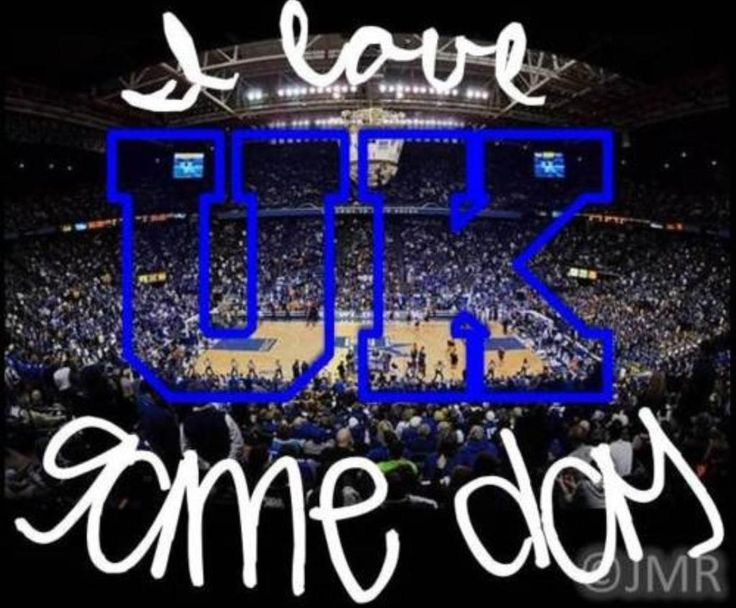 Wildcats game day!