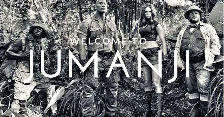 Jumanji 2 Story Details Emerge, 4 More Join the Cast -- Dwayne Johnson announces Ser'Darius Blain, Madison Iseman, Alex Wolff and Morgan Turner have come aboard Jumanji 2 as plot details start to come in. -- http://movieweb.com/jumanji-2-story-details-cast/