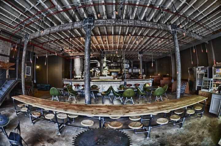 Truth Coffee - steampunk meets the best in the world?! www.truthcoffee.com/
