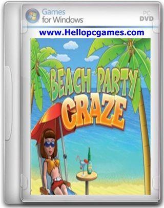 Beach Party Craze PC Game File Size: 39.82 MB System Requirements: CPU:Intel Pentium III processor 600 MHz OS: Windows Xp,7,Vista,8,10 RAM: 256 MB Video Memory: 32 MB Graphic Card Hard Free Space: 170 MB Direct X: 9.0 Sound Card: Yes Download Related PostsBabysitting Mania GameBlooming Daisies GameFix It Up Kate's Adventure GameFantastic Farm GameCoffee Rush …