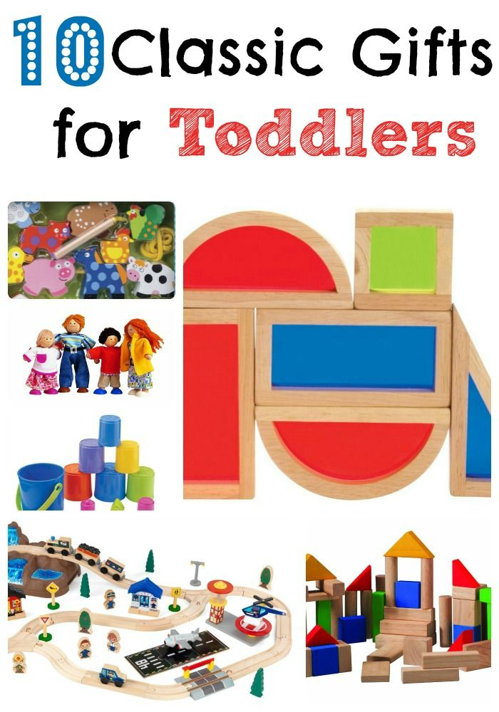 """Great Toddler Gift Ideas... get them now, stock them for later in the year... or keep them handy in the """"present"""" cupboard."""
