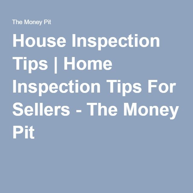 17 best ideas about house inspection on pinterest