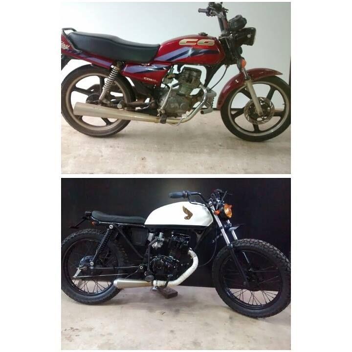 Mejores 12 imágenes de Honda CG 125 en Pinterest   Honda, Casas y ...