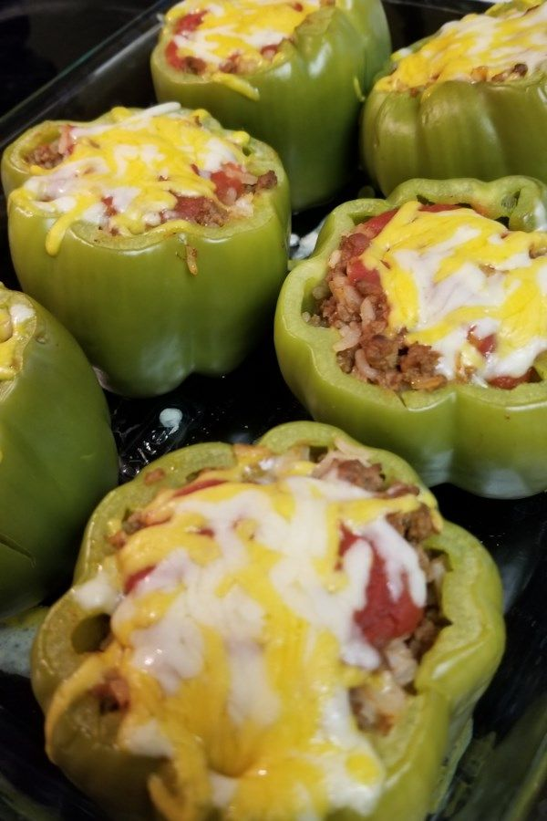 Stuffed Peppers Recipe In 2020 Stuffed Peppers Stuffed Bell Peppers Peppers Recipes