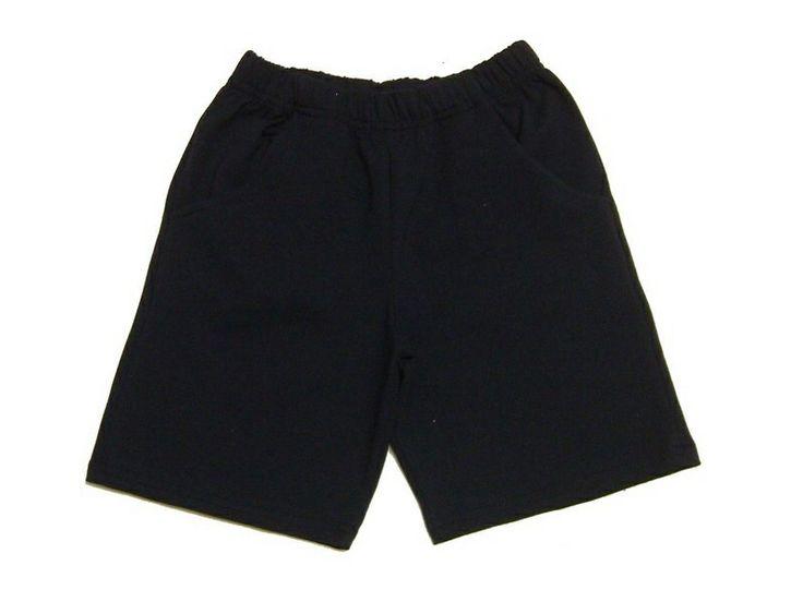Pantalone Jersey corto con due tasche, utile per completare divise scolastiche per bambini e ragazzi. Li puoi vedere qui: http://www.coccobaby.com/divise-scolastiche/146/pantaloni-corti