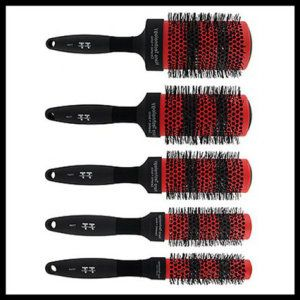 Power Turbo Tools Nano Technology Thermal Round Brush Set of 5 Gives your hair great shine and body. Dries hair in half the time.  Turbo Tools Nano Technology Thermal Round Brush Set – A new generation of the Most Technologically Advanced Brushes. http://theceramicchefknives.com/ceramic-brush-set/ Power Turbo Tools Nano Technology Thermal Round Brush Set of 5