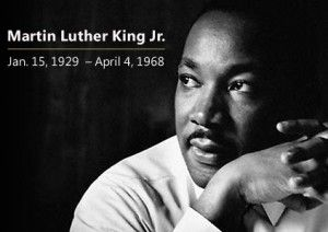 """""""A man of honor and virtue, Martin Luther King Jr gave his life changes he would like to see in our country,"""". """"He was the voice of speech, and hope for the hopeless … without them I would not be a great opportunity for life, liberty and the pursuit of happiness."""""""
