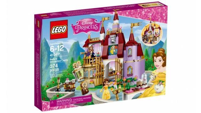 Review Lego Disney 41067 Belle's betoverde kasteel & Beest/Prins. Bespaar tot 70% met de Lego prijsvergelijker.
