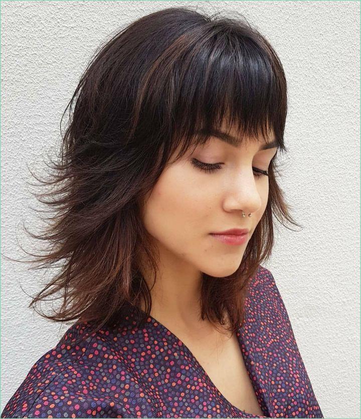 Cute Medium Haircuts Di 2020 Gaya Rambut Rambut Model
