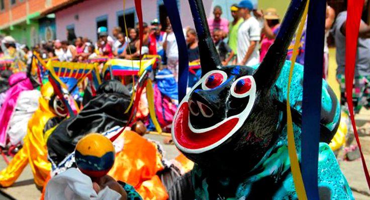 Diablos Danzantes, mezcla ancestral de cultura, fe y espléndidos paisajes, Guárico / Prensa Mintur