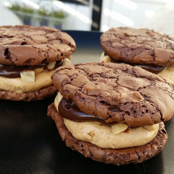 brownies med peanøttsmør - Google-søk