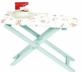 Iron and ironing board like the one I had when I was little!