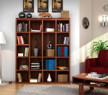 Buy #Bookshelves online at great value prices from Wooden Street. You will find an impressive collection of elegant #storage #furniture online with best quality wooden material. Visit : https://www.woodenstreet.com/storage-furniture available online in #Bangalore #Bhopal #Chandigarh #Chennai #Coimbatore #Delhi