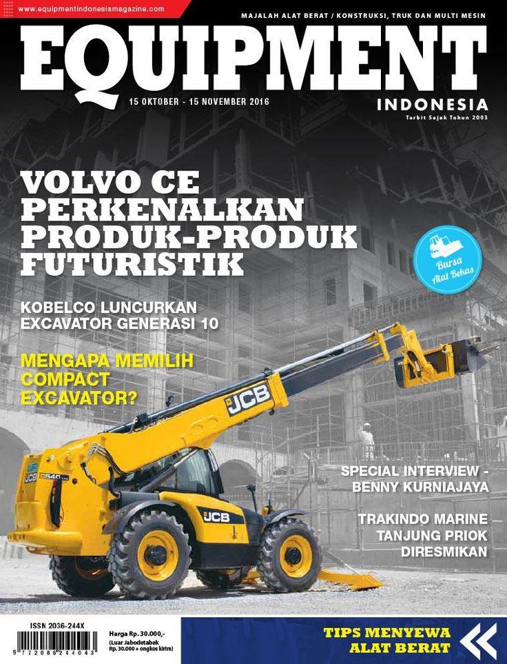 EQUIPMENT Indonesia Digital Magazine October 2016