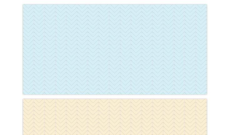 Gradient Zig Zag Pattern SASS Mixin