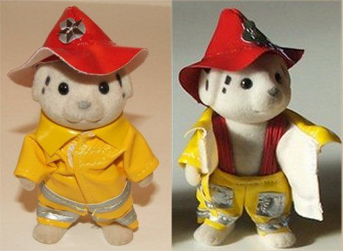 Fireman outfit