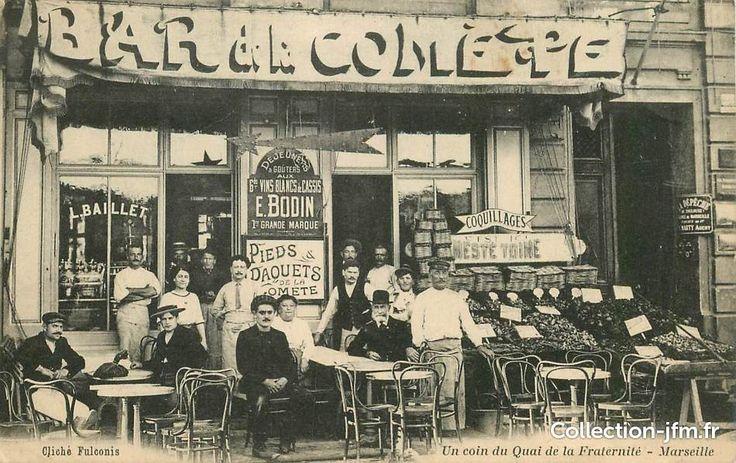 Carte Le Regard Cafe Marseille