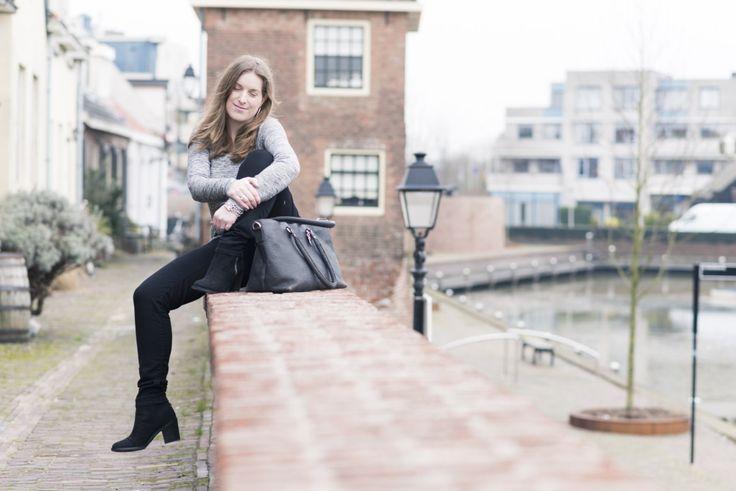 Outfit: H&M kleding en schoenen - Miss Sentinelli