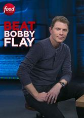 Beat Bobby Flay - Two chefs create mouthwatering masterpieces, and the winner will prepare his or her own signature dish in a showdown with celebrity chef Bobby Flay.
