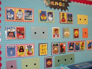 Saw this in use in a first grade class--whole brain! The Phonics Dance