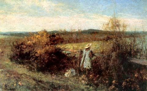 Jane Sutherland (1853-1928), Australian Landscape Painter