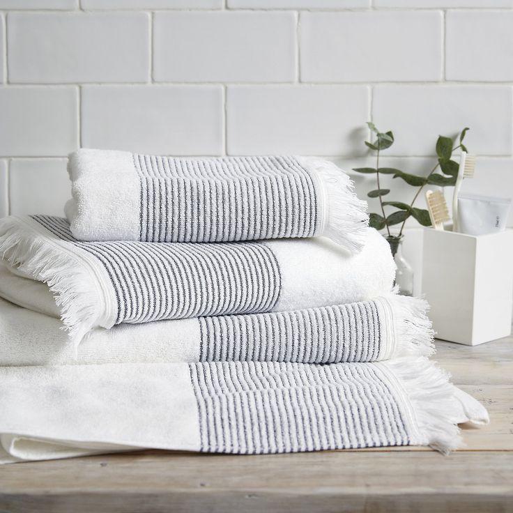 Bathroom Towels Striped: Best 25+ Striped Towels Ideas On Pinterest