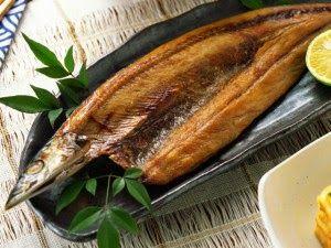 Коптим рыбу на кухне