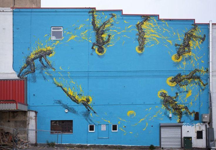 By DALeast in Bristol, UK 2 - in Bristol, UK