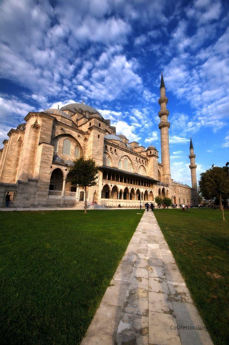 Road - Mekan, insan, perspektif; Süleymaniye