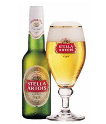 Stella...always a classic choice.