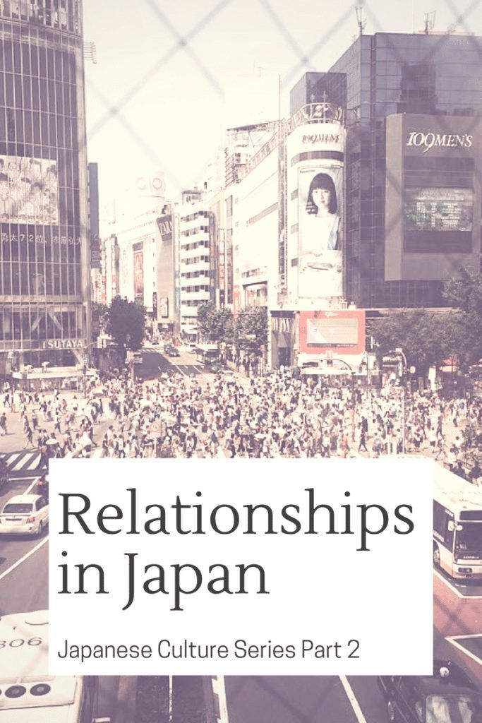 relationships-in-japan culture series- Often times in America we expect to have what is known as either a vertical or horizontal relationship with other people. In our culture, a relationship between boss and employee would be an instance of vertical, while a relationship between classmates would be considered horizontal. In Japanese culture, a vertical ranking in human relationships has developed to the extent of having a strong seniority system known as Sempai and Kohai.
