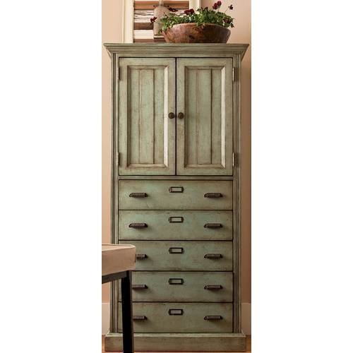 Paula Deen Down Home Paulau0027s Kitchen Organizer Cabinet At Carolina Rustica