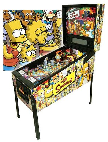 D'OH! My balls. Not sure if Homer actually said that in the game, but he totally should have.
