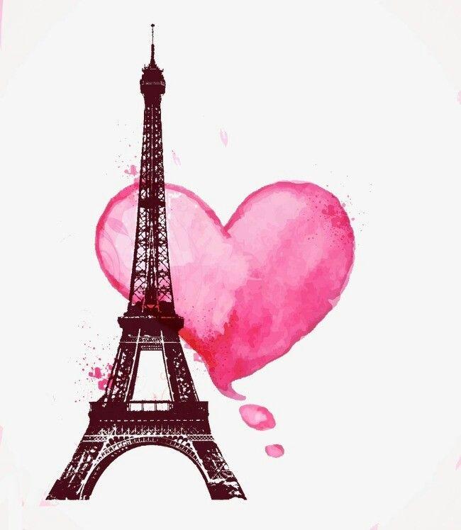 Torre Eiffel Pintura Da Torre Eiffel Torre Eiffel Desenho Torre De Paris