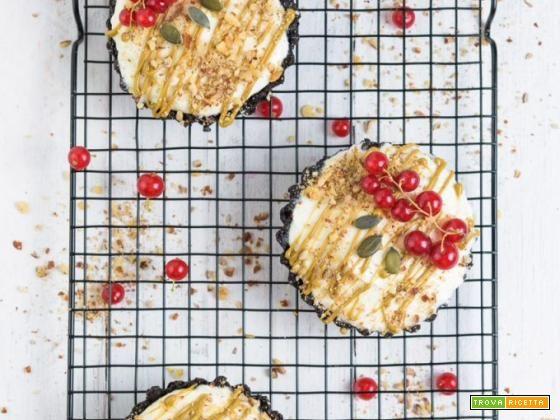 Oreo Tart con gelato allo zenzero  #ricette #food #recipes