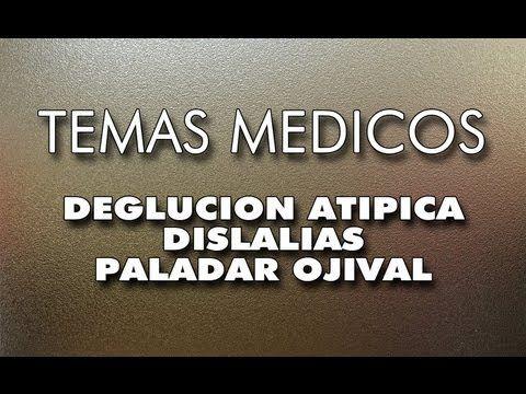 Deglución atípica, dislalias y paladar ojival | LOGOPEDA EN MADRID
