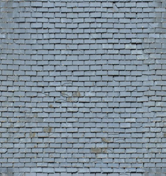 Old Slate Roof Tiles Seamless Texture Texture Slate Roof Tiles Slate Roof