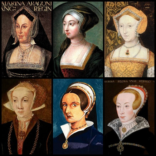 king henry and his six wives The wives of henry viii were the six queens consort married to henry viii of england between 1509 and 1547 the six women to hold the title 'queens consort' of king henry viii were, in.
