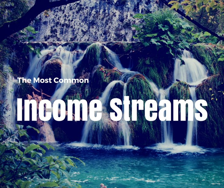 Are you ready to build multiple income streams? Here are the most common income streams millionaires create.