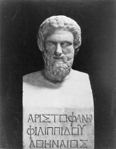 Aristofane e la commedia politica http://storias.altervista.org/commedia-politica.html
