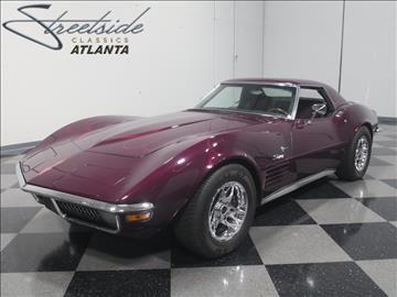 1970 Chevrolet Corvette for sale in Lithia Springs, GA