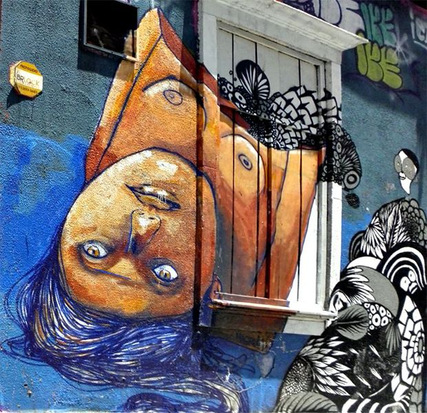 Bixiga: Conheça os graffitis do icônico bairro de São Paulo e os artistas que os pintaram | Arte viva nas ruas | Pinterest | Art, Street Art and Grafitti street