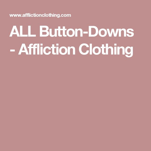 ALL Button-Downs - Affliction Clothing