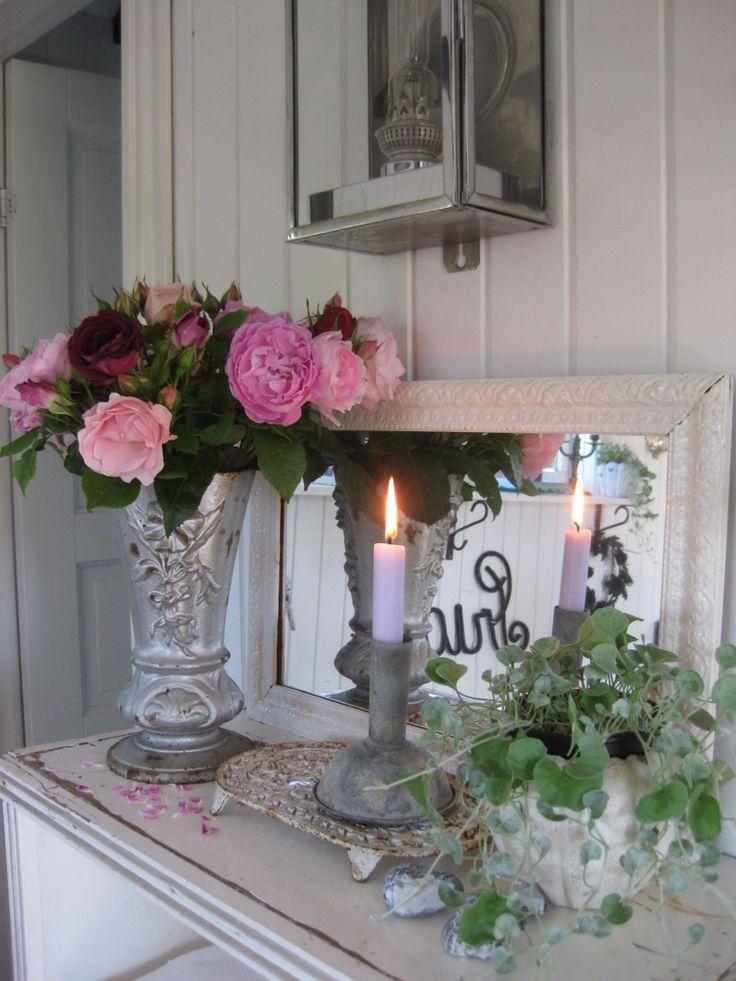 Summergarden from My vintage home.dk