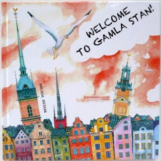 Canadian Bookworm: Welcome to Gamla Stan!